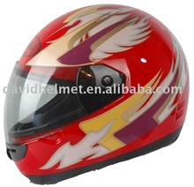 full face helmet classical style model