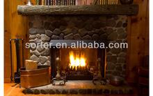 "Fireplace Mesh Curtain 22"" high x 48"" wide"