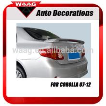 51031-ABS Rear Spoiler Rear Wind For Toyota Corolla 2007-2009