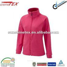 fuschia polar fleece fabric woman's apparel