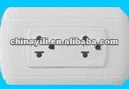 2015 american style new design multiple socket