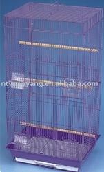 wire bird cage purple dog kennel
