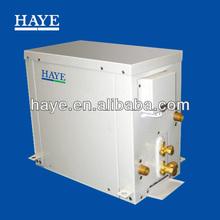 Split water source heat pump unit