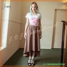 Populares bellas imágenes de faldas largas