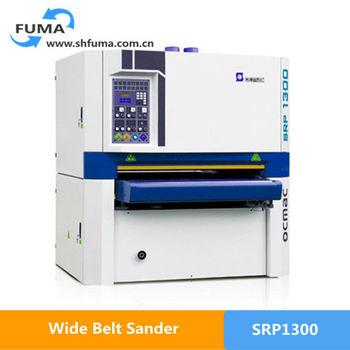 Wide Belt Sander Woodworking Machine