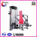 tríceps máquina de la prensa hidráulica equipo de la aptitud