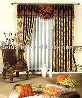 Window curtain models