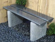 Factory Wholesale Outdoor Garden Stone Bench