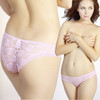 sexy lace girls quick dry panty boyshorts woman underwear