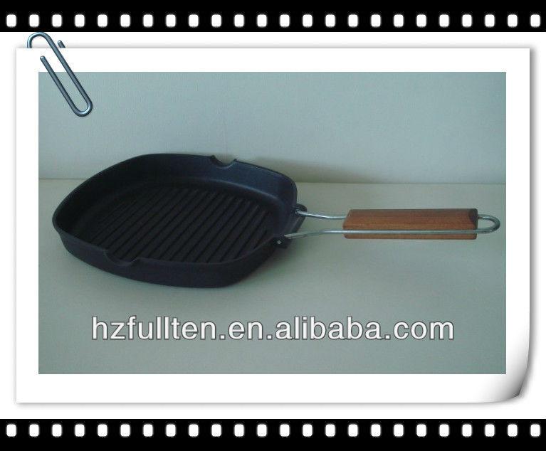 frying pan,roasting pan,cast alum non stick frying pan