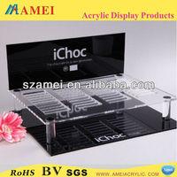 custom luxury acrylic display stand,cosmetic display,jewelry display
