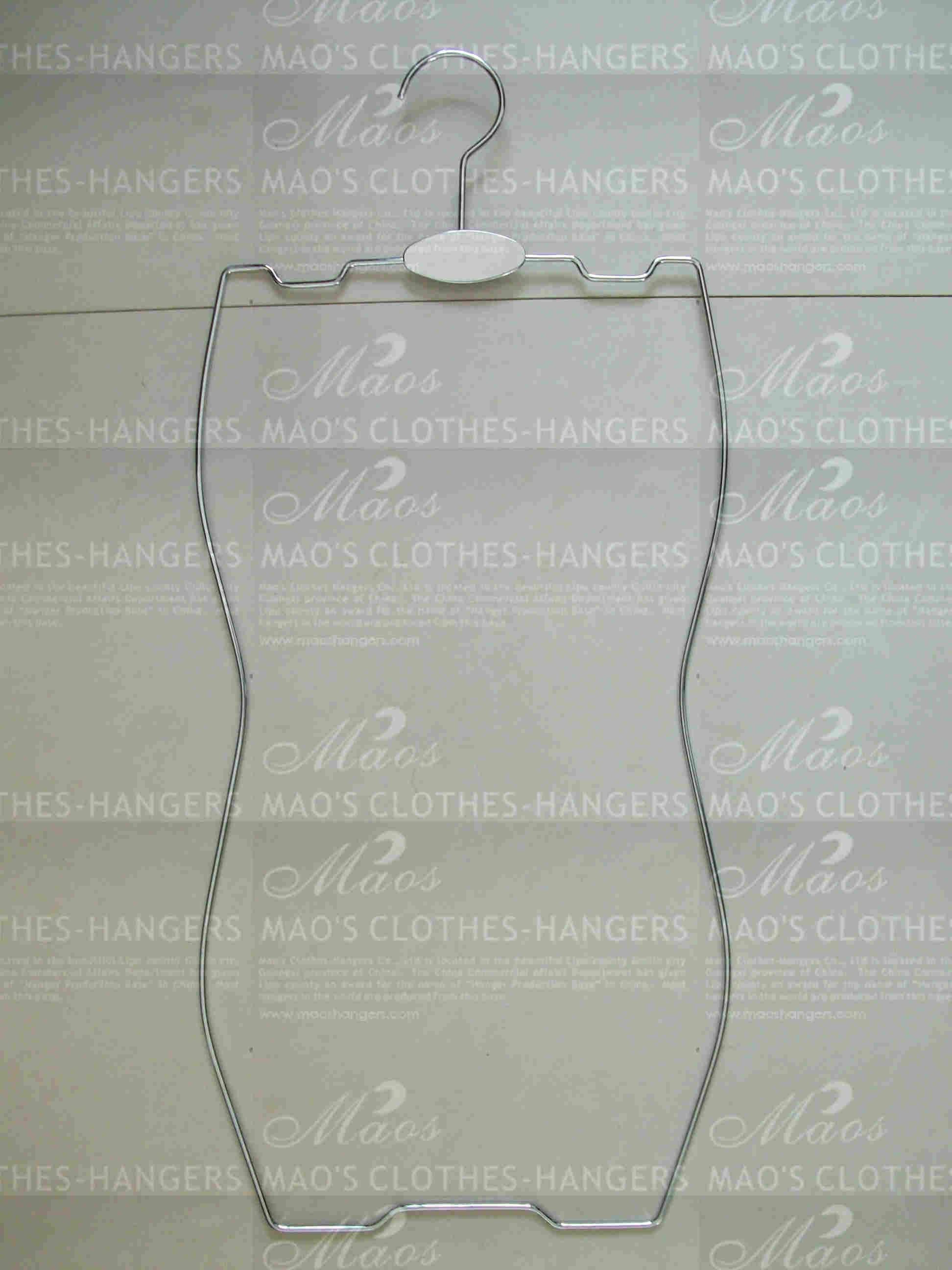 Metal Suit Hangers Metal Swimsuit Hanger View