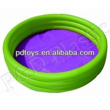 best selling 3- Ring giant Inflatable adult Swimming Pool