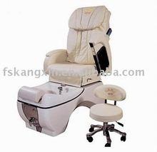 Musical salon spa pedicure foot massage chair-KZM S018