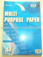 copy paper, multipurpose copy paper, A4 70gsm or 80gsm printing paper 500 sheets
