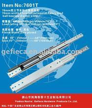 linear side mount drawer slide 7601T