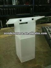 podium-y13092315/plexiglass podium/plexiglass lectern/pulpit/church pulpit