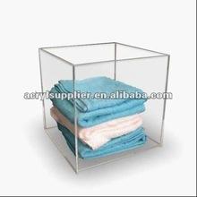 acrylic clothes display box