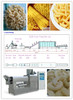 Macaroni pasta production line/vermicelli making machine/macaroni pasta processing machine