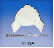 NSH029 Brigitte Tri-fold Mirror - Antique Mirror - Soft Surroundings