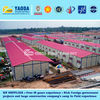 UN supplier--Prefab house for dormitory or office built in Indonesia