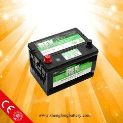 12v SMF automobile battery wholesale(36Ah-220Ah)