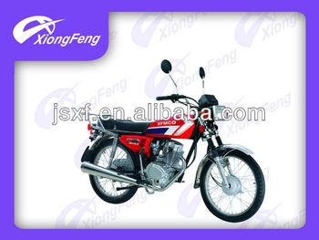 CG 125cc Motorcycle, motocicleta