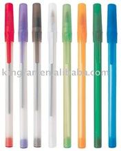 Simple plastic pen