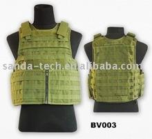 Ws fz bv003 kevlar body armor/antibullet chaleco