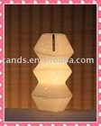 Warm Color Elegant Ceramic Murano Glass Lamp Shades