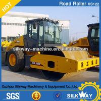 XCMG Single Drum Vibratory Road Roller 10t-22t, XS122,XS142J,XS162J,XS182J
