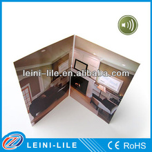 Promotional talking card