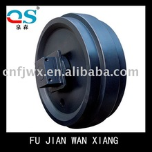 CLJ machinery SH120 Excavator and bulldozer front idler, undercarriage parts manufacturer China