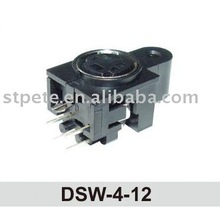 Din Terminal S Terminal DSW-4-12 DSW Terminal made in china