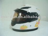 motorcycle full face kid child helmet
