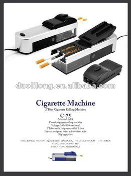 2 tube cigarette filter