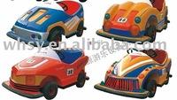 Amusement Park Equipments Ride Fiberglass sports cars battery powered kids race car for sale