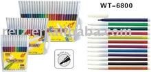 Water color pen,felt tip pen