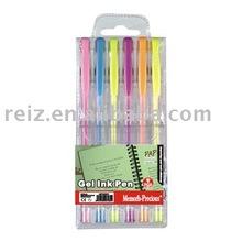 Neon Gel pen