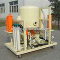 500 L / min de vacío filtro de aceite de la máquina ZJA-500