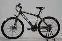 cool black 26 inch mtb mountain bike sports bicycle
