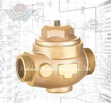 WD-1206 PRV Bronze Water Pressure Reducing Valve