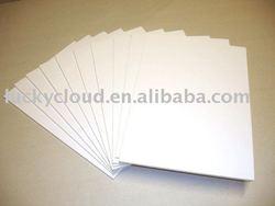 PVC foam board pvc foam sheet 20mm 4x8