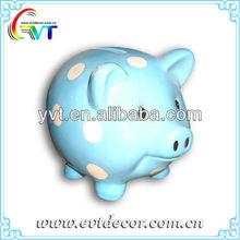 Ceramic Piggy Money Bank