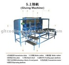 machining equipment for cooling pad