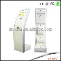 queue management machine, queue ticket kiosk