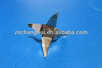 176 blender blade/part,stainless steel mixer part