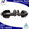 14T German Type Axle Assembly