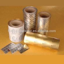PTP Aluminum Foil Packing Material for Medicine