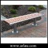 Stainless Steel Modern Park Sitting Bench